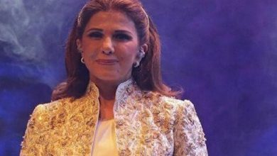 Magda Al-Roumi crying at a great loss!, Arabic newspaper in Boston-USA-Profile News