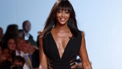 Naomi Campbell shares a surprising news with her followers, Arabic newspaper in Boston-USA-Profile News