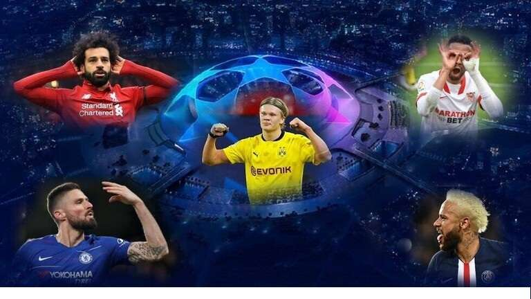 Ranking of the top scorers of the UEFA Champions League, Arabic newspaper in Boston-USA-Profile News