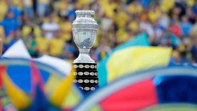Officially, the Copa America is in Brazil, Arabic newspaper in Boston-USA-Profile News