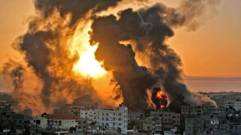 Terrifying toll a week after the bombing of Gaza, Arabic newspaper in Boston-USA-Profile News