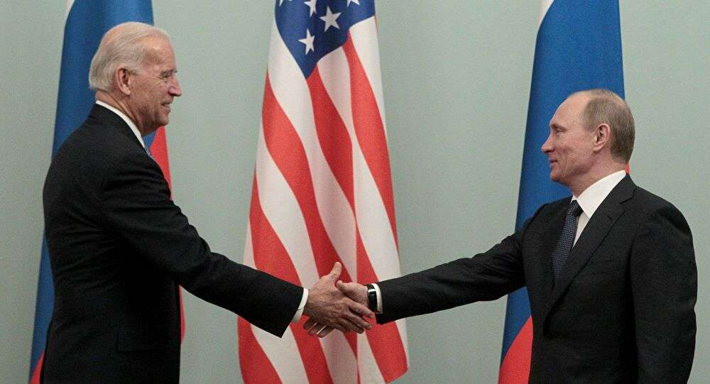 The US President declares about the meeting with Putin, Arabic newspaper in Boston-USA-Profile News