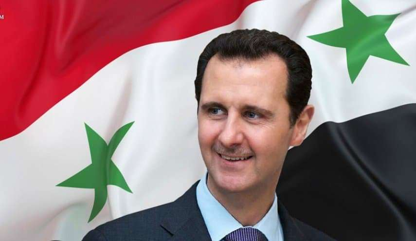 The announcement of Dr. Bashar Al-Assad's victory in the Syrian presidential elections, Arabic newspaper in Boston-USA-Profile News