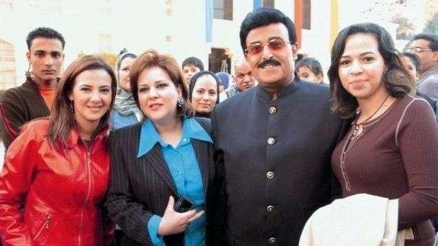 The health condition of the Egyptian actress Dalal Abdel Aziz, Arabic newspaper in Boston-USA-Profile News