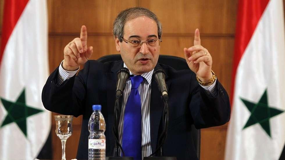 وزير الخارجية السوري يعلق على حادثة الانتخابات في لبنان, صحيفة عربية في بوسطن-أمريكا-بروفايل نيوز