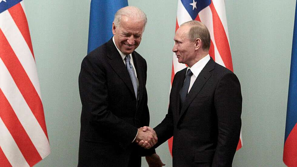 American happiness to meet Biden and Putin, Arabic newspaper in Boston-USA-Profile News
