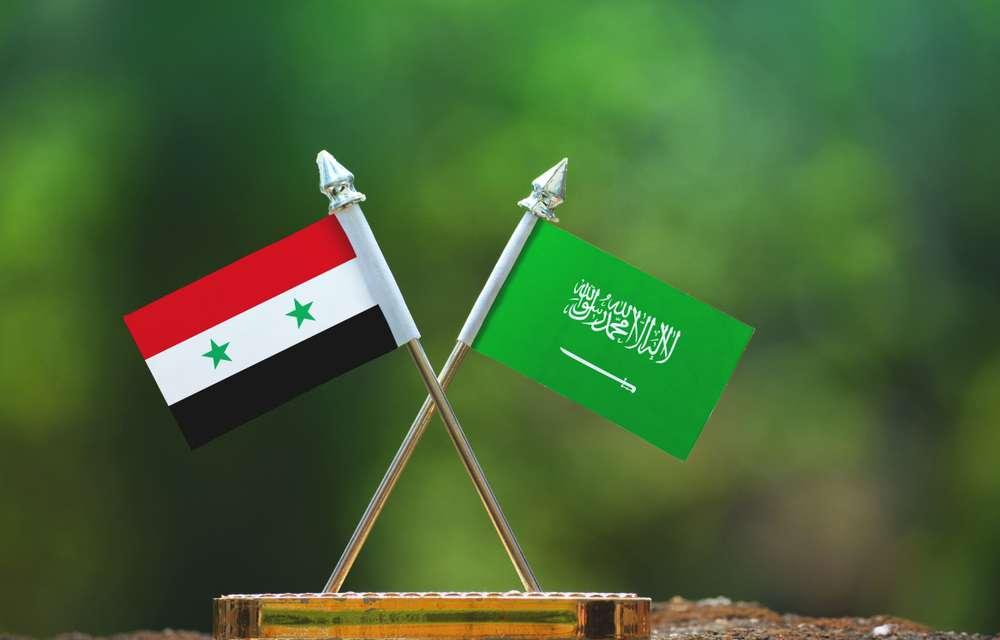 Newspaper: The return of Syrian-Saudi relations soon, Arabic newspaper in Boston-USA-Profile News