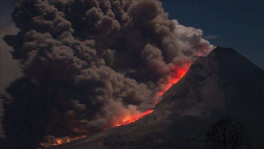 Goma volcano .. latest developments, Arabic newspaper in Boston-USA-Profile News