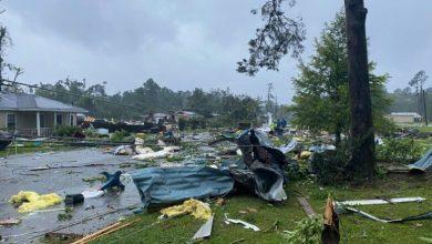 Storm Claudette kills 12 people in Alabama, Arabic newspaper in Boston-USA-Profile News