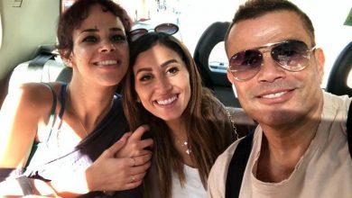Dina El-Sherbiny celebrates Amr Diab's daughter, Arabic newspaper in Boston-USA-Profile News