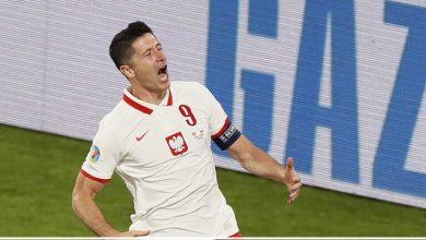 Lewandowski enters Euro history, Arabic newspaper in Boston-USA-Profile News