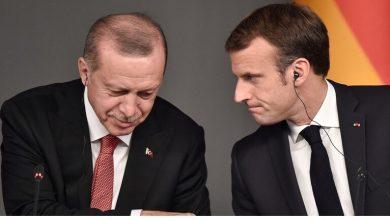 محادثة طويلة بين ماكرون وأردوغان, صحيفة عربية في بوسطن-أمريكا-بروفايل نيوز