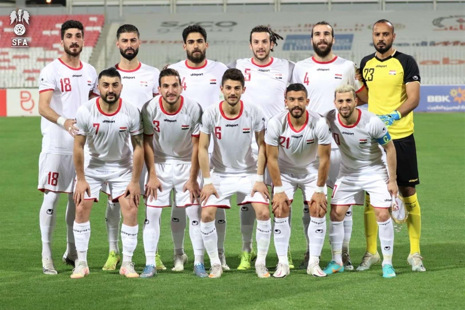 The Syrian team crushes the Maldives, Arabic newspaper in Boston-USA-Profile News