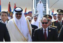 Sisi invites the Emir of Qatar, Arabic newspaper in Boston-USA-Profile News
