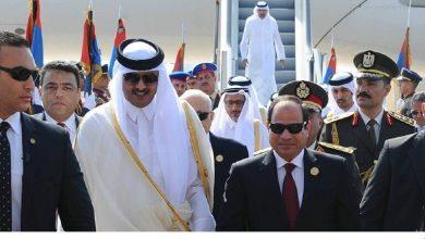 السيسي يدعو أمير قطر, صحيفة عربية في بوسطن-أمريكا-بروفايل نيوز