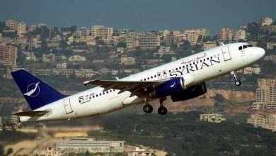 سوريا تستأنف رحلاتها الجوية باتجاه مدينتين خليجيتين, صحيفة عربية في بوسطن-أمريكا-بروفايل نيوز