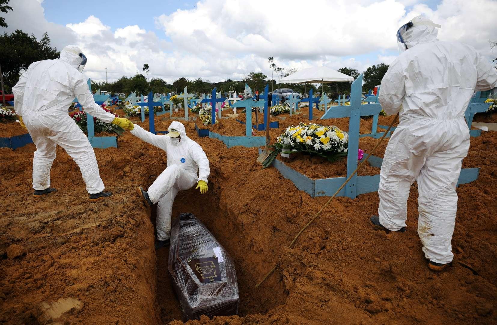 البرازيل تواجه موجة خطرة من كورونا, صحيفة عربية في بوسطن-أمريكا-بروفايل نيوز