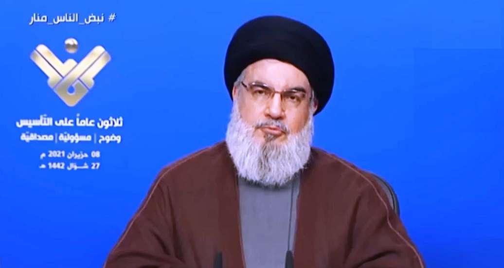 نصر الله: سنتدخل لحل أزمة الوقود في لبنان, صحيفة عربية في بوسطن-أمريكا-بروفايل نيوز