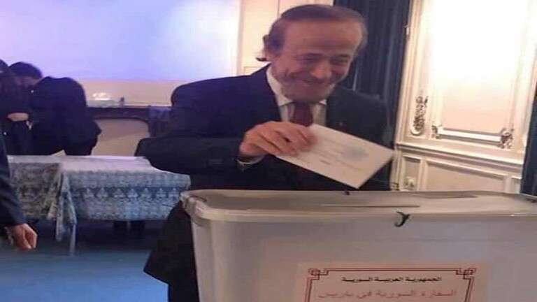 The Syrian president receives a telegram from his uncle, Arabic newspaper in Boston-USA-Profile News