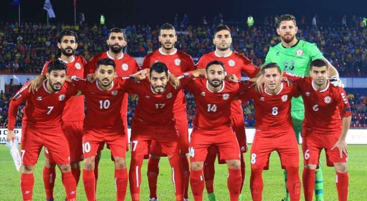 Lebanon misses the opportunity to qualify directly, Arabic newspaper in Boston-USA-Profile News