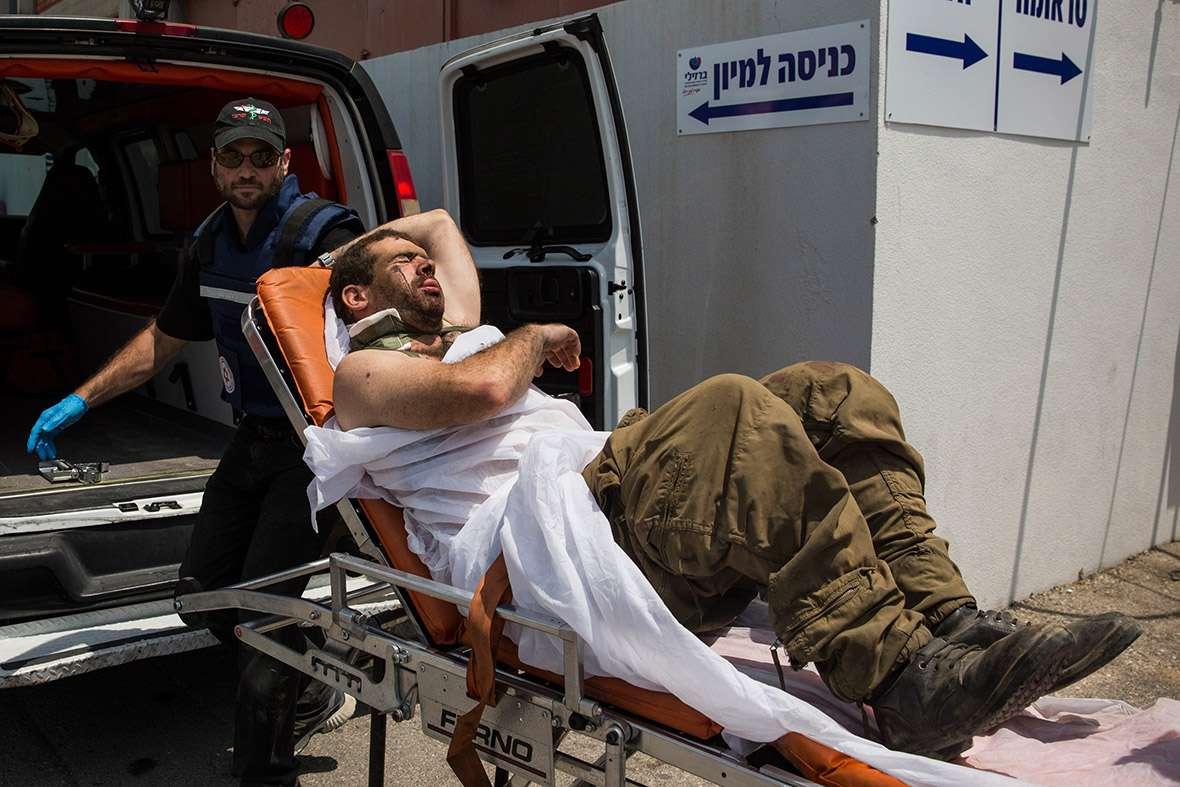 إصابة جندي إسرائيلي في اشتباك مع جيش دولة عربية, صحيفة عربية في بوسطن-أمريكا-بروفايل نيوز